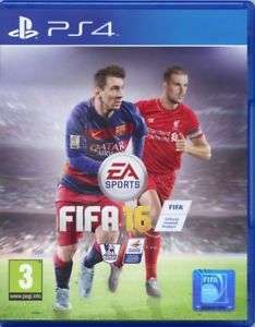 FIFA 16 on PS4 (Very Good) £2.05 Free Delivery @ Music magpie / Ebay
