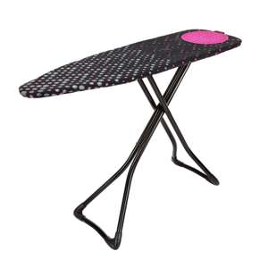 Minky Ironing Board in Tesco was £49.99 now £11.75 @ Tesco -  Loughborough