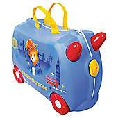 Trunki Paddington Bear Ride On Suitcase £34.99 with code C+C @ Tesco Direct (still £44.99 elsewhere)
