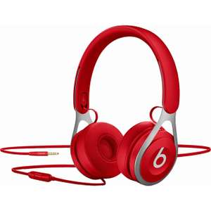 Beats by Dr. Dre Beats EP ML9C2ZM/A On-Ear Headphones - Red £49 @ AO