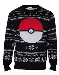 Various Christmas Jumpers £22.19 delivered w/code @  Merchoid - Including Pokemon, Star Wars, Batman, Harley Quinn, Zelda & more
