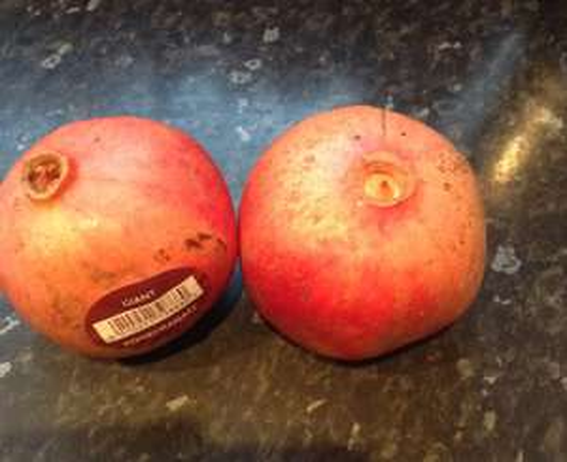 Giant pomegranate 50p @ Morrisons