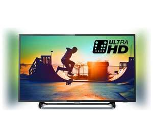 Philips 43 Inch 43PUS6262 Smart 4K UHD Ambilight TV with HDR At Argos