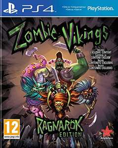 Zombie Vikings: Ragnarök Edition (PS4) £2.99 @ Amazon (Prime)