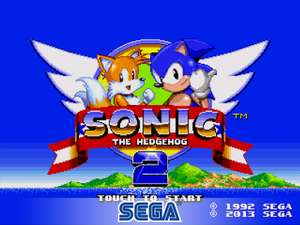Sonic The Hedgehog 2 free on Android & iOS (Contains ads)
