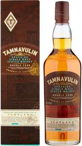 Tamnavulin Speyside Single Malt Scotch Whisky (70 cl) was £32.50 now £22.00 @ Tesco