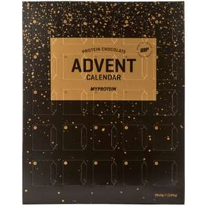 Protein Advent Calendar £3.49 with code / £7.49 delivered @ My Protien