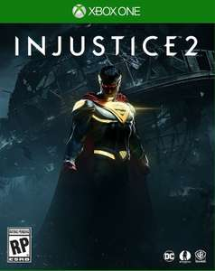 [Xbox One] Injustice 2 - £15.12/£17.09 - Xbox Store (US)