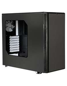 Fractal Design Define R4 Case for Computer - Black Pearl, £64.99 from Amazon