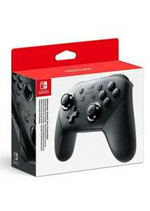 Nintendo Switch Pro Wireless Controller £53.85 @ Base