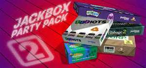 The Jackbox Party Pack 2 (PC Steam) £5.87 @ Chrono.gg