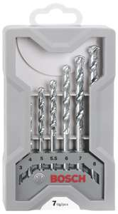 BOSCH X-PRO MIXED MASONRY DRILL BIT SET, 7 PIECES £2 @B&Q