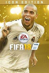 FIFA 18 Icon Edition - Includes 8000 Fifa points! @Russian Xbox Store.