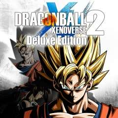 Dragonball Xenoverse 2 Deluxe for just £20.99 @ PSN