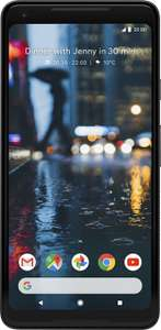 Google Pixel 2 XL 64gb on O2 £29.00/month 12gb £185 (£175 with code DEALENVY10) up front Total cost £871 over 24 months and possible £25/£35 Quidco
