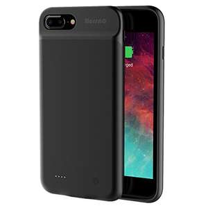 iPhone 7 Plus Battery Case 76% off £23.99 Sold by Marsno-UK and Fulfilled by Amazon.