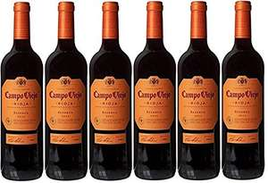 Campo Viejo Rioja Reserva 2011/2012 75cl (case of 6) Amazon prime £45