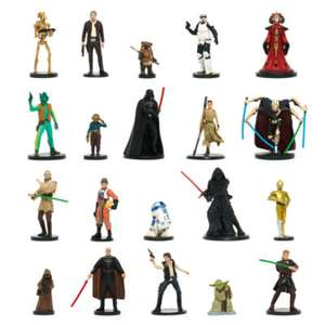 Star Wars Mega Figurine Set at Disney Store for £30