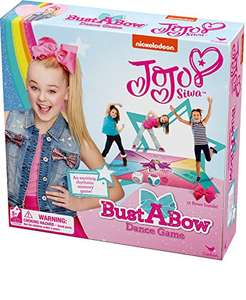 JoJo Siwa Dance Game reduced to £10.89 delivered at Amazon (with Prime).  RRP £20
