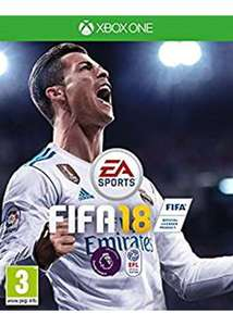 Xbox one FIFA 18 £39.85 free delivery @ Base