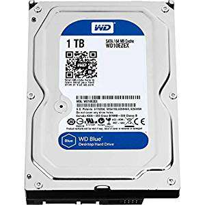 "Western Digital Blue 1TB Desktop Hard Drive - ""Like New"" / ""Very Good"" Condition £27.88 @ Amazon"