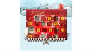 Fragrance Advent Calendar Only £4.99 at Amazon UK Innox