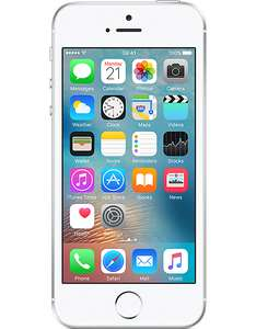 Apple iPhone SE 32GB on EE @ Carphone Warehouse, 1GB data, unlimited minutes and texts, £17.99 * 24 months and £65 potential Quidco cashback