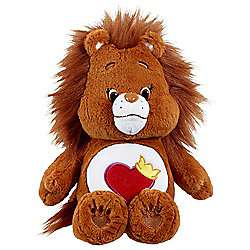 Care Bears Medium Soft Toy With DVD - Brave Heart Lion £9.89 @ Tesco Direct (Free C&C)