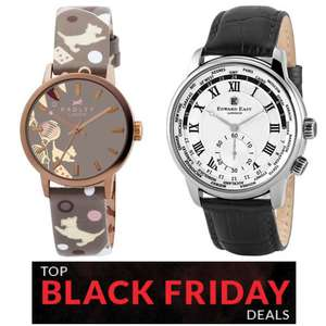 Watches2u - 15% off watches using code - E.G ​Radley Fleet Street  Leather Watch £29.75 (More in OP)