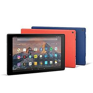 Fire HD 10 32GB £109.99 / 64GB £139.99 - £40 saving | Fire HD 8 16GB - £49.99​ / 32GB £69.99 - £30 saving | Fire 7 8GB £29.99​ / 16GB - £39.99 - £20 saving at Amazon UK