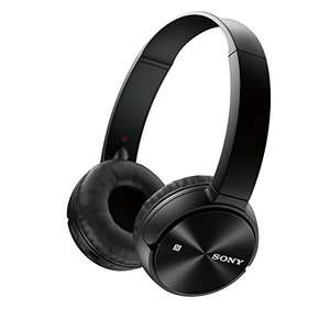 Sony MDR-ZX330BT Bluetooth Wireless Headphones with NFC Connectivity - Black £34.99 @ Amazon