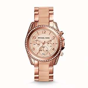 Up to 50% off Michael Kors Women's Watches  @ Amazon