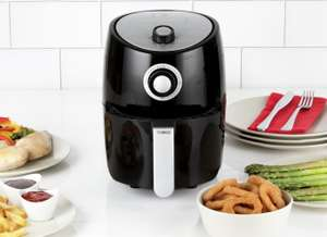 Tower T17023 2.2L Compact Air Fryer £24.99 or T17021 4.3L Air Fryer £29.99 with 3 Years Guarantee @ Argos