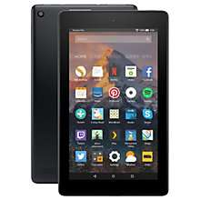 Amazon Fire 7 Tablet 8GB £29.95 & 16GB £39.95 / / Fire HD 8 Tablet 16GB £49.95 & 32GB £69.95 / / Fire HD 10 Tablet 32GB £109.95 & 64GB £139.95 - 2 year guarantee @ John Lewis