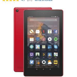 Amazon Fire 7 Tablet £49 at Tesco