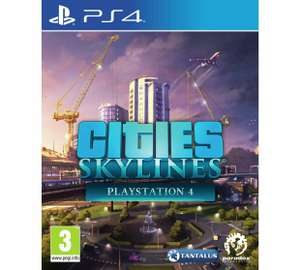Cities Skylines (PS4) £19.99 @ Argos