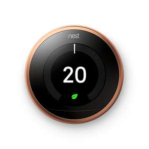 Nest thermostat with professional installation £219 @ nest store