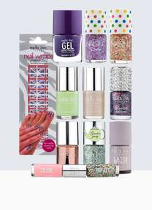 Edit 24/11 - more added - Nails inc A British Christmas was £111 now £25 w/code / Nails inc Bow Mania Set of 3 Collections now £15 w/code + More in Op
