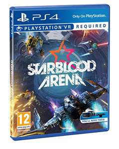 StarBlood Arena PSVR £6 (Prime) / £7.99 (non Prime) at Amazon