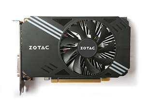 Zotac GeForce GTX 1060 6GB Mini £218.99 @ Overclockers