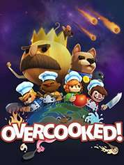 Overcooked (Steam) £3.75 (Using Code) @ Greenman Gaming
