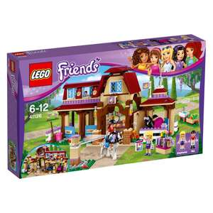 Lego friends heartlake riding club £27.50 at John Lewis