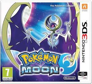 Pokemon Moon (3DS) £19.95 Delivered @ Coolshop