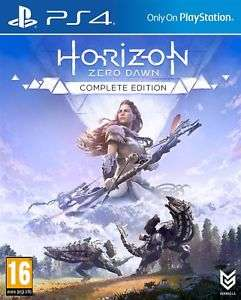 Horizon Zero Dawn Complete Edition (PS4) £32.75 @ ebay via gamesdirectlimited