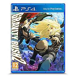 Gravity Rush 2 (PS4) £20 Delivered @ Tesco