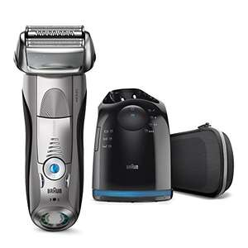 Braun Series 7 7898cc Men's Electric Foil Shaver £109.99 with voucher at Amazon