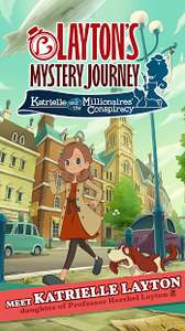 Layton's Mystery Journey - £5.49 Google Play