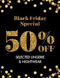 Further 10% off Full Price Items - Including black Friday offers eg Arctic Fox RobeWas £50.00 Now £25.00 plus Extra 10% Off