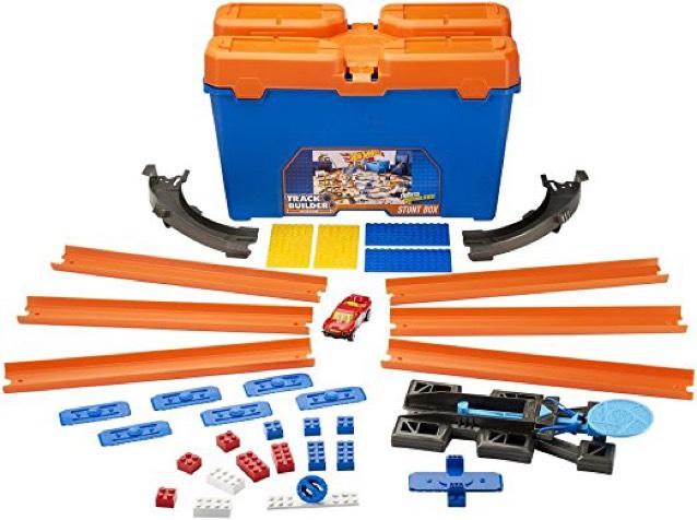 HotWheels 900 DWW95 Track Builder Starter Kit £10.48 (Prime) / £15.23 (non Prime) at Amazon