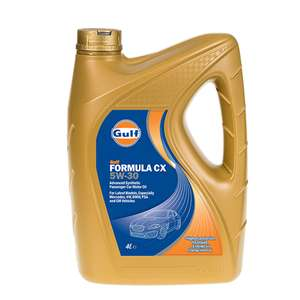 5w30 engine oil - unbelievable​y cheap - BMW LL-04 or VW 505.00/505.01 GM Dexos 2 ,MB229.51 - £11.49 at Euro Car Parts